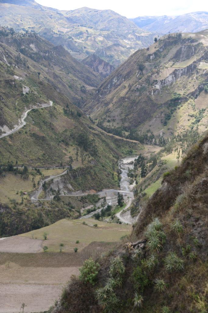 Panorama z punktu widokowego